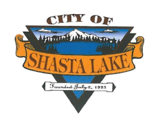 Shasta Lake Logo