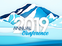 2019 Annual Conference - September 25-27 at The Resort at Squaw Creek